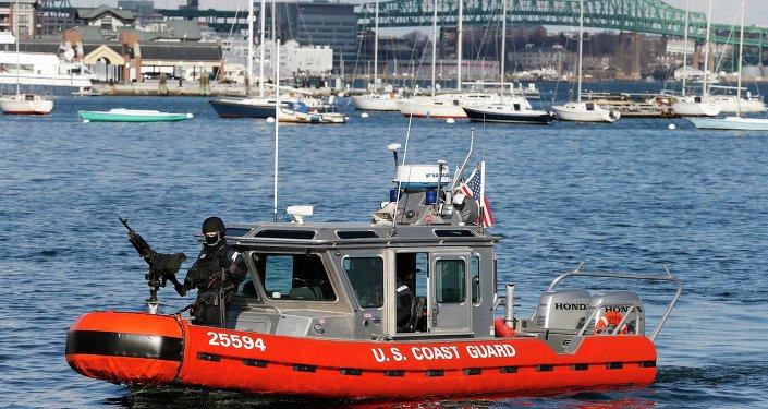La Guardia Costera de EEUU