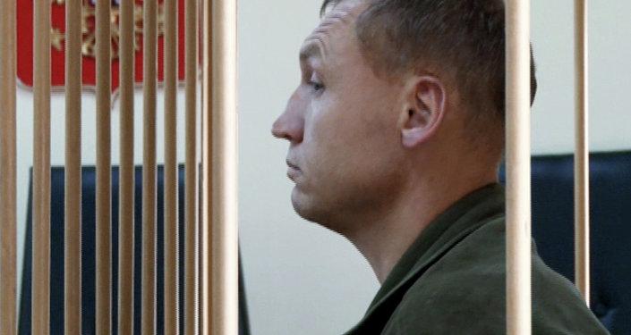 Eston Kohver, agente de los servicios de seguridad de Estonia