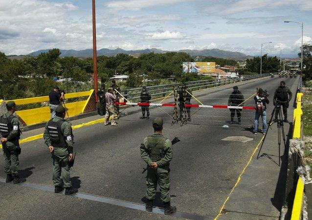 Gobernador colombiano se queja de cierre de fronteras dispuesto por Venezuela