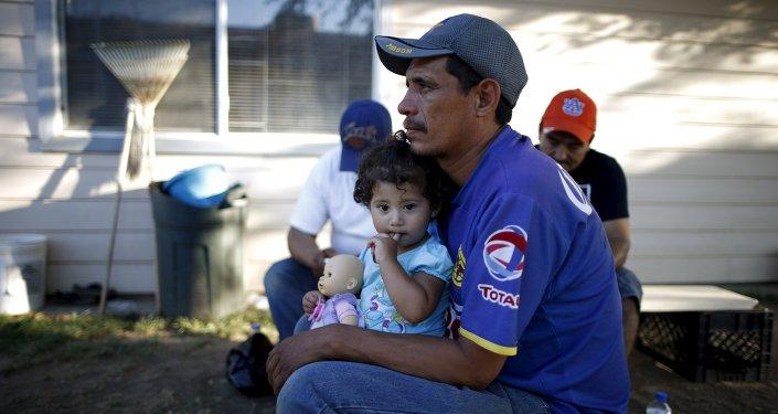 Inmigrantes latinoamericanos en EEUU
