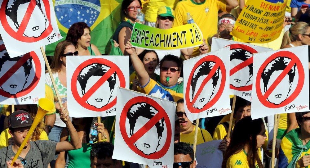 Cronología de un convulsionado proceso contra Dilma Rousseff