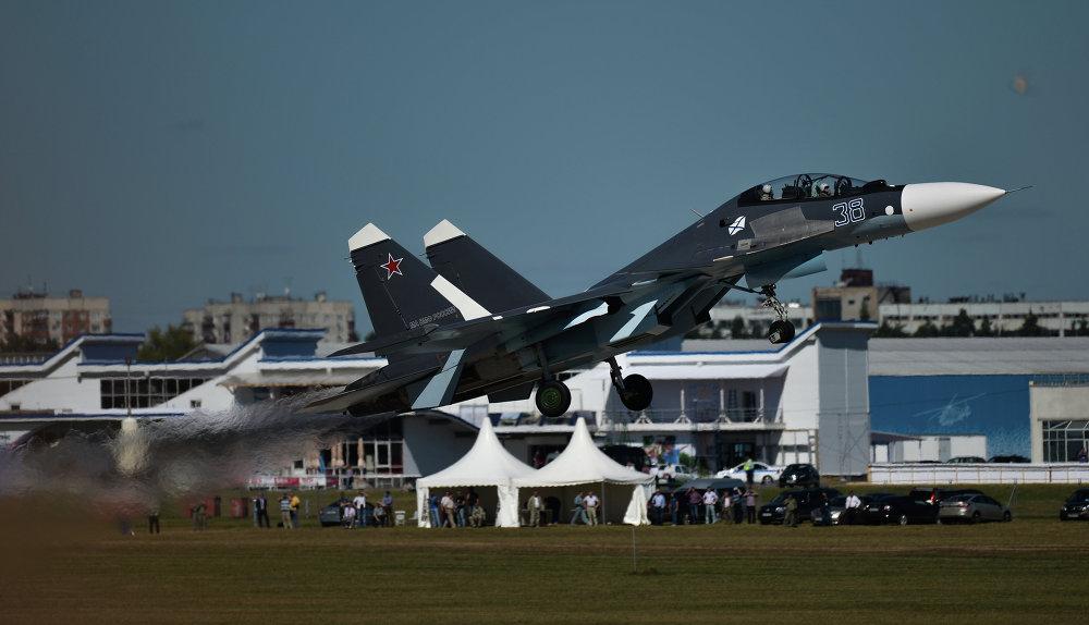 Los mejores de los mejores: nuevos aviones rusos en el salón MAKS 2015