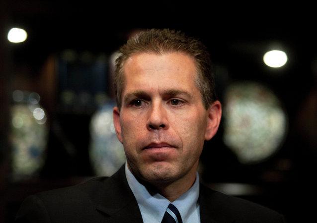 Guilad Erdan, ministro de Seguridad Interior de Israel (archivo)
