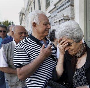 Los fondos de pensiones de Grecia recurren a préstamos extranjeros