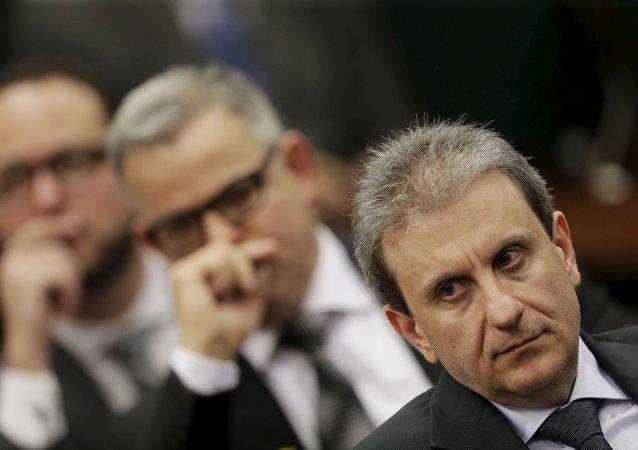 Alberto Yousseff, cambista brasileño, uno de los cabecillas de la trama de Petrobras