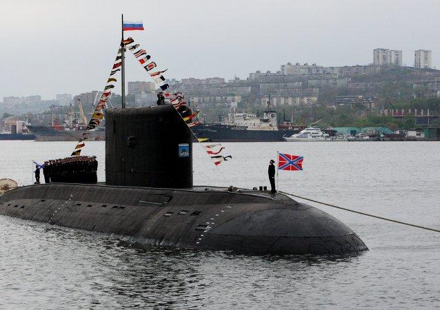 Submarino diesel de clase Varshavyanka