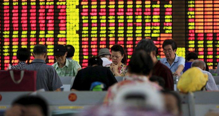 Bolsa de Shanghái