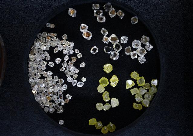 Diamantes de Asociación de Producción Kristall