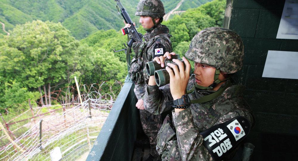 Corea del Sur realiza ensayo militar de ataque a régimen de Pyongyang