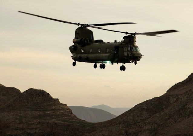 Helicóptero Chinook (archivo)