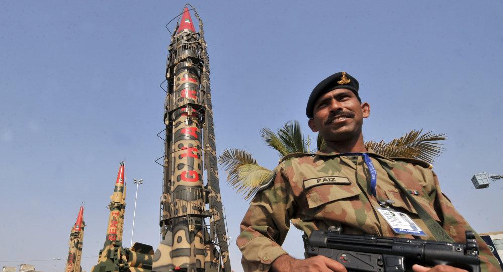 Fuerzas Armadas de Pakistán