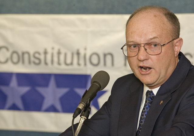 Lawrence Wilkerson, ex jefe del gabinete del secretario de Estado