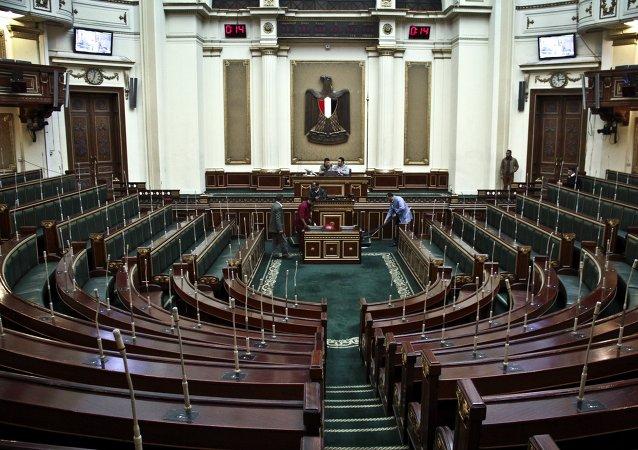 La Asamblea del Pueblo de Egipto