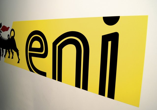 Logo de Eni