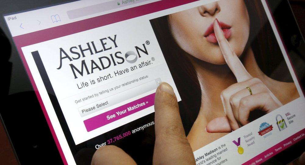 Página web de citas para casados Ashley Madison