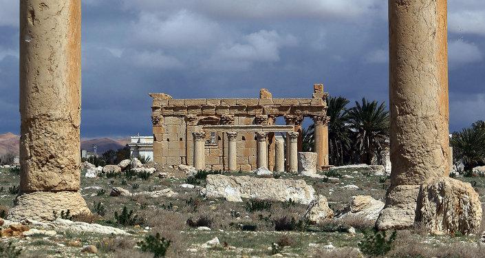 Ciudad antigua de Palmira