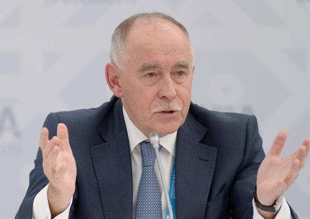 Director del Servicio Federal de Control de Drogas (FSKN) de Rusia, Víctor Ivanov