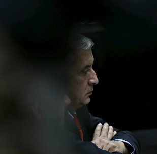 El ex presidente de Guatemala, Otto Pérez Molina