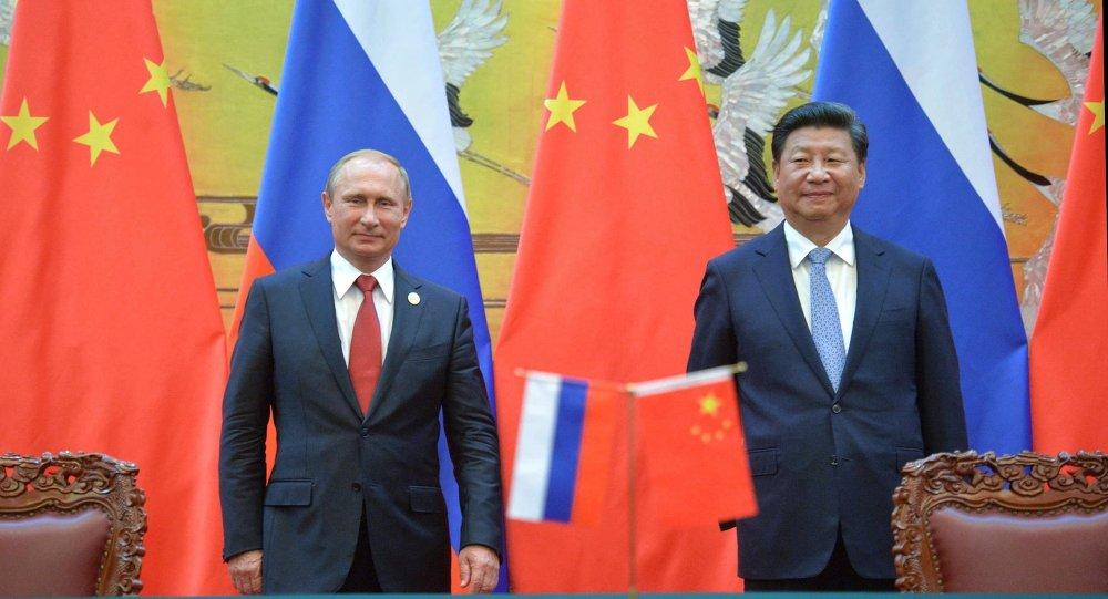 Resultado de imagen para rusia y china
