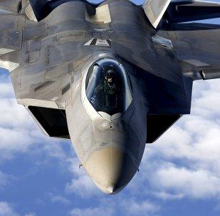 F-22 Raptor, caza estadounidense