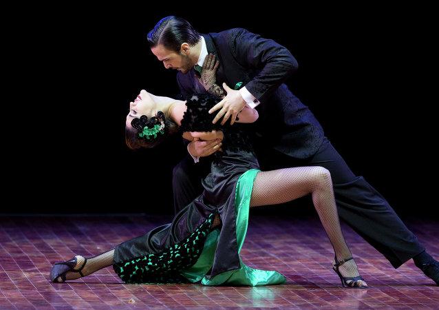 Mundial de Tango en Buenos Aires, el 27 de agosto, 2015