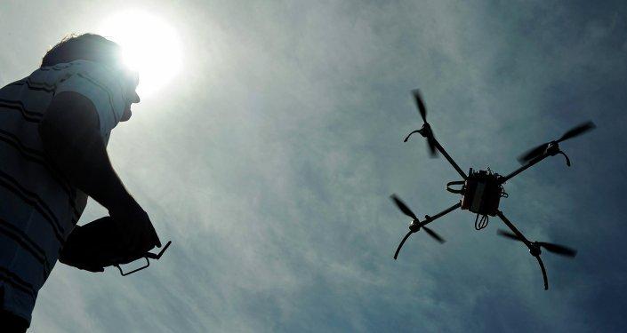 Colombianos desarrollan drones para detectar minas antipersonal
