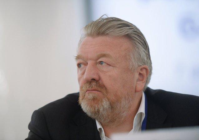 Vasili Titov, vicepresidente primero del grupo VTB