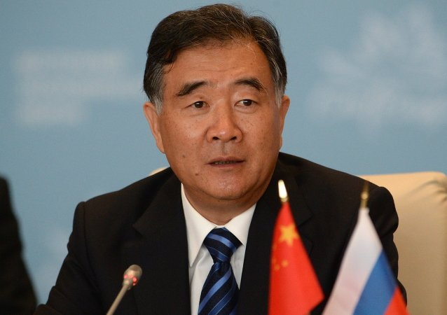Wang Yang, vice primer ministro de China