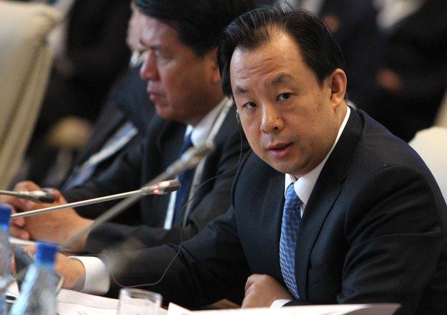 Lu Hao, gobernador de la provincia de Heilongjiang