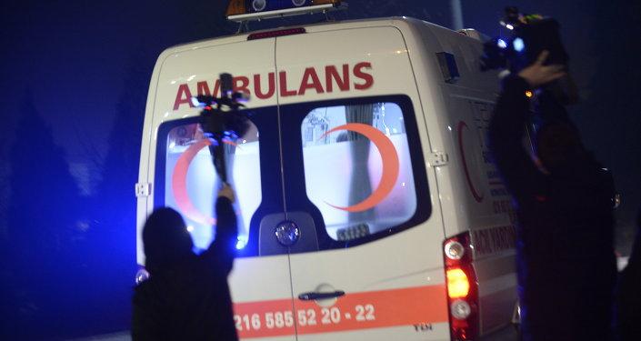 Ambulancia turca