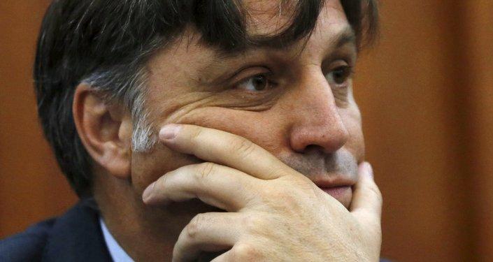 Francisco Cox, miembro del grupo de expertos independientes designado por la CIDH