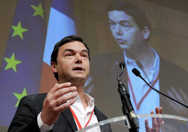 Thomas Piketty, economista francés