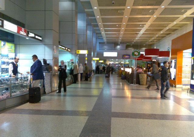 Aeropuerto de El Cairo (archivo)