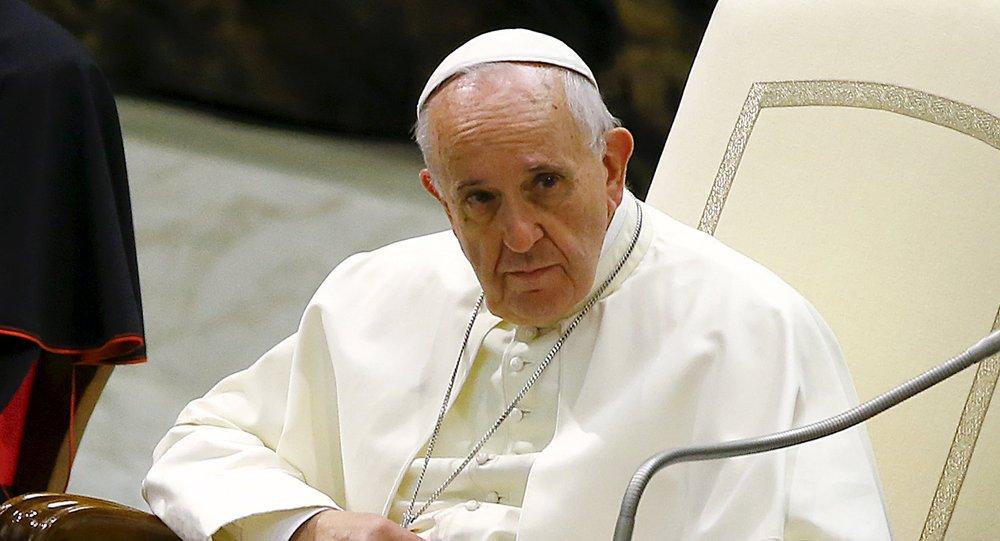 COLOMBIA: Avión del Papa cambiará de ruta para evitar el huracán Irma
