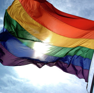 Bandera de LGTBI