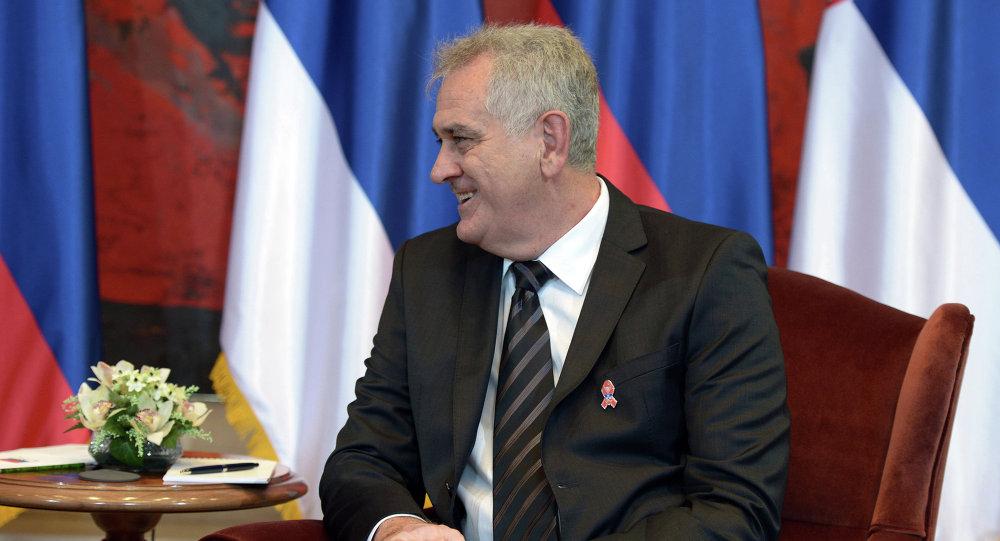 Tomislav Nikolic, presidente serbio