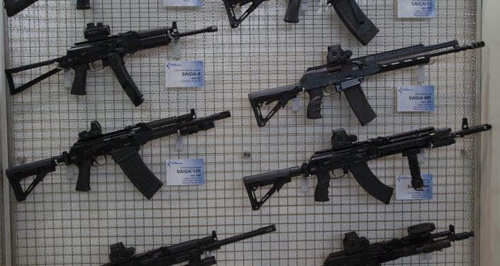 Fusiles Kalashnikov