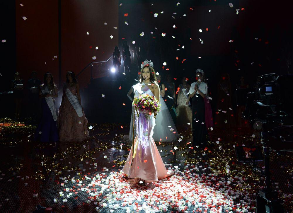 Miss Rusia 2015, Yulia Alípova