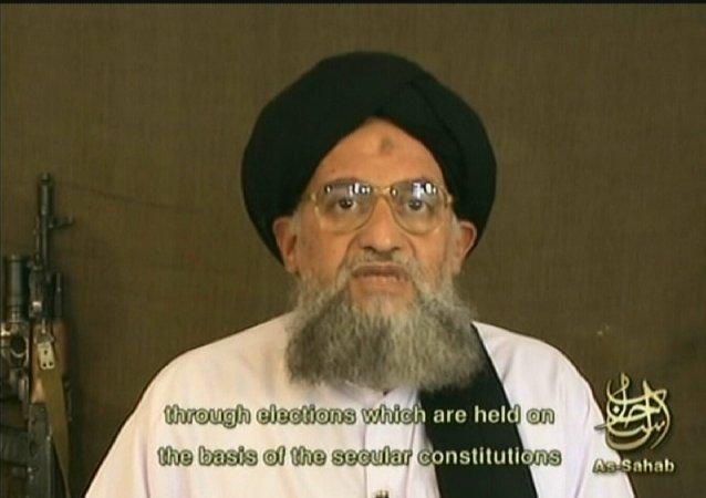 Ayman Al-Zawahiri (archivo)