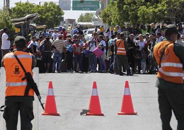 Arte y negocios se resienten por cierre de frontera Venezuela-Colombia
