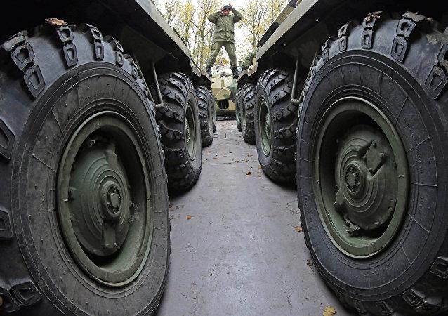 Los BTR-82A