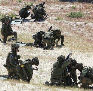 Maniobras de la OTAN en Europa