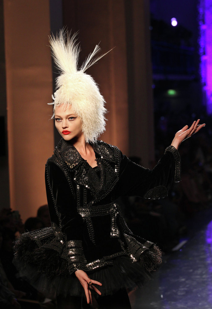 Sasha Pivovarova, supermodelo rusa