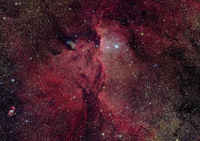 Nebulosa NGC 6188