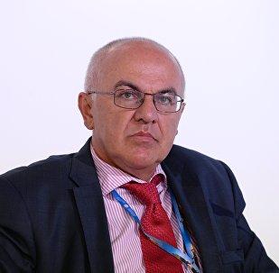 Serguéi Vasíliev, jefe del Consejo Ruso-Brasileño de Emprendedores