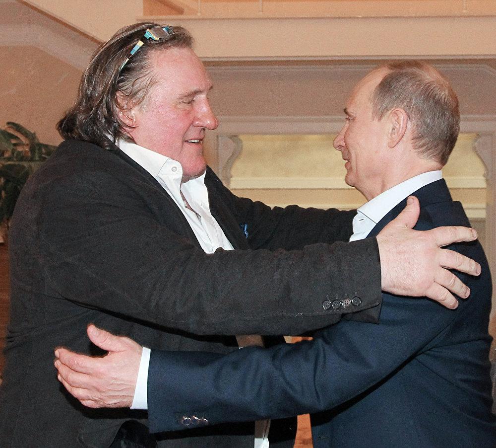 ¿Qué le pidieron a Putin los famosos?