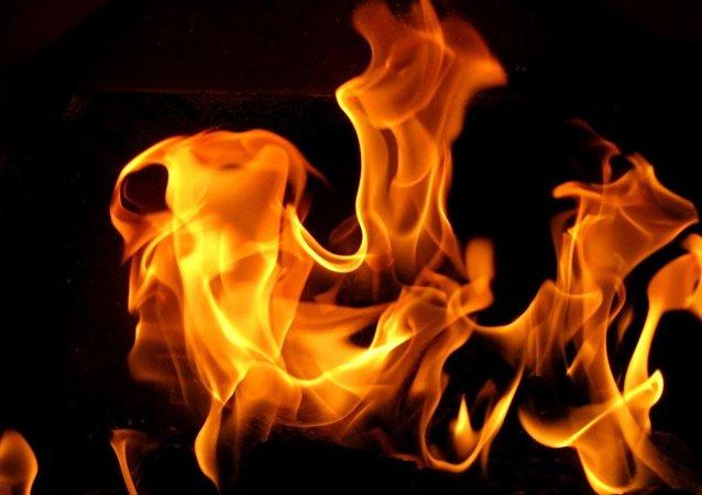 Fuego (ilustración)