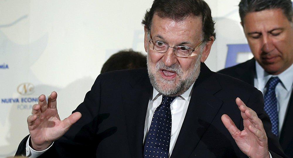 Mariano Rajoy, presidente de España (archivo)