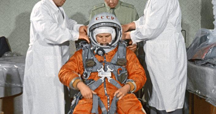 Valentina Tereshkova, la Gaviota que conquistó el espacio