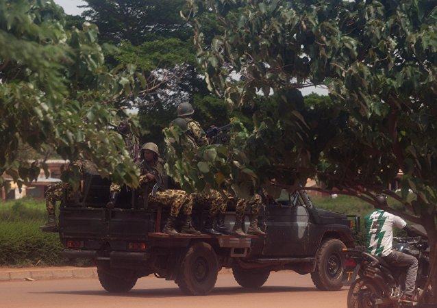 Guardia presidencial de Burkina Faso